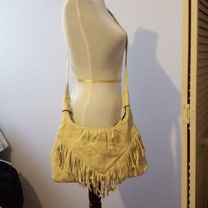 Handbags - Purse with fringe